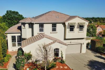 Vacaville Single Family Home For Sale: 1090 Vintage Court