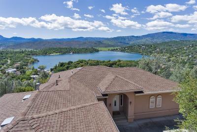 Hidden Valley Lake Single Family Home For Sale: 17270 Greenridge Road