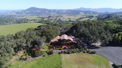 Santa Rosa Single Family Home For Sale: 5155 Burnham Ranch Road