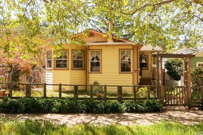 San Rafael Multi Family 2-4 For Sale: 201 C/Antonette Street