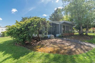 Sonoma Mobile Home For Sale: 211 Cazares Circle #211 Caza