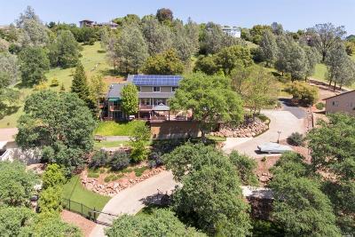 Hidden Valley Lake Single Family Home For Sale: 18790 Oak Grove Road