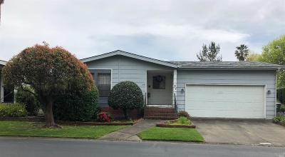 Santa Rosa Mobile Home For Sale: 1945 Piner Road #149, 149