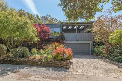 San Anselmo Single Family Home For Sale: 428 The Alameda