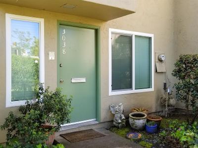 Santa Rosa Condo/Townhouse For Sale: 3038 Yulupa Avenue