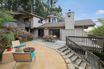 San Geronimo Single Family Home For Sale: 441 San Geronimo Valley Drive