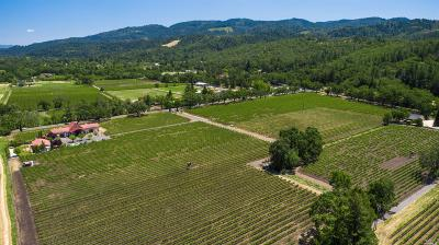 Calistoga CA Single Family Home For Sale: $12,475,000