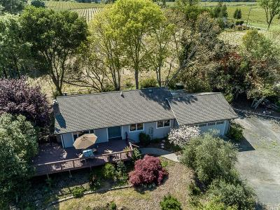 Sebastopol, Graton, Occidental Single Family Home For Sale: 10463 Mill Station Road