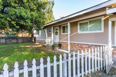 Ukiah Single Family Home For Sale: 201 Lovers Lane