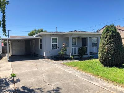 Vallejo Single Family Home For Sale: 1715 Ohio Street