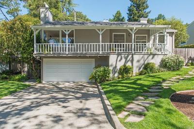 Greenbrae Single Family Home For Sale: 41 Corte Morada
