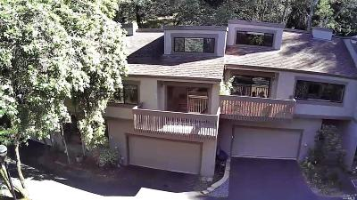 Marin County Condo/Townhouse For Sale: 14 Arrowhead Lane