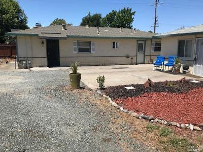 Santa Rosa CA Single Family Home For Sale: $599,000