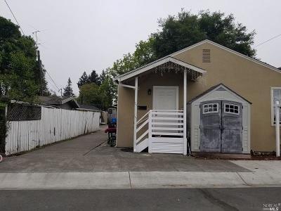 Santa Rosa Multi Family 5+ For Sale: 140 Scott Street