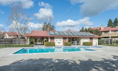 Petaluma Condo/Townhouse For Sale: 154 Park Place Drive