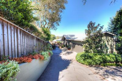 Marin County Single Family Home For Sale: 1002 Greenhill Road
