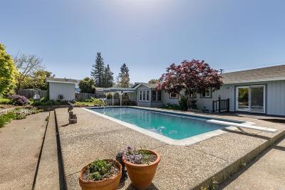 Napa Single Family Home For Sale: 3000 Hagen Road