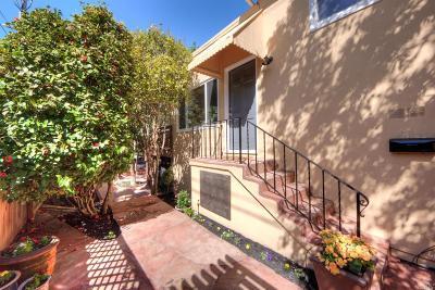 Fairfax Multi Family 2-4 For Sale: 9 Pacheco Avenue