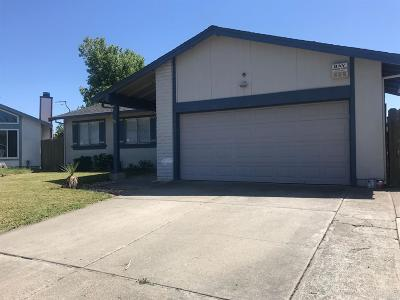 Suisun City Single Family Home For Sale: 1221 Pheasant Drive
