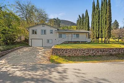 Kelseyville Single Family Home For Sale: 3148 Marina View Drive