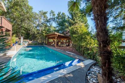 Sonoma County Single Family Home For Sale: 4000 Saddlerock Court