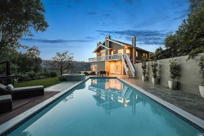 Kentfield Single Family Home For Sale: 216 Evergreen Drive