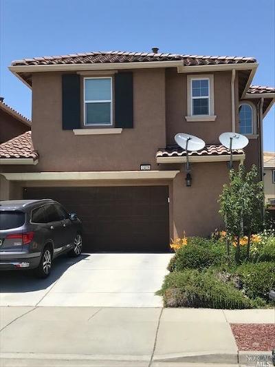 Fairfield Single Family Home For Sale: 2428 Chuck Hammond Drive