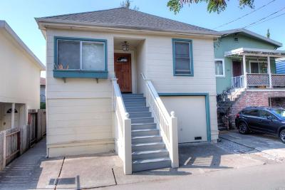 San Rafael Multi Family 2-4 For Sale: 209 First Street
