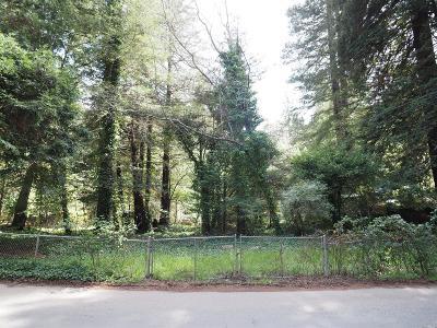 Guerneville Residential Lots & Land For Sale: 14860 Old Cazadero Road