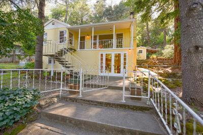 Angwin Single Family Home For Sale: 383 Circle Drive