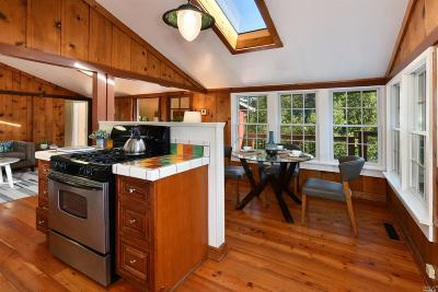 Healdsburg Single Family Home For Sale: 2325 South Fitch Mountain Road