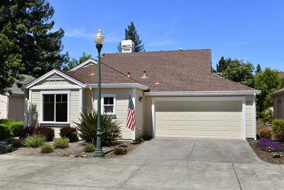 Santa Rosa Single Family Home For Sale: 6583 Pine Valley Drive