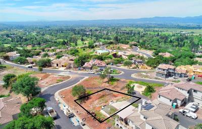 Napa Residential Lots & Land For Sale: 335 Alta Mesa Circle