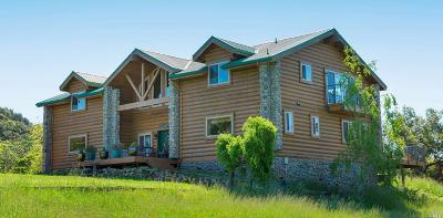 Petaluma Single Family Home For Sale: 5644 Hillsborough Drive