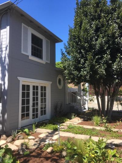 Napa County Commercial Contingent-Show: 601 Monroe Street