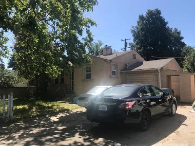 Vallejo Single Family Home For Sale: 2707 Georgia Street