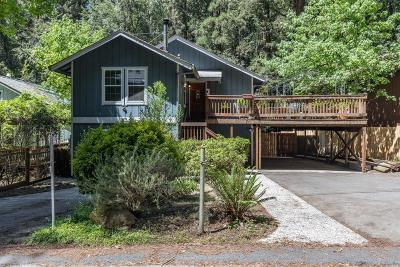 Guerneville Multi Family 2-4 Contingent-Show: 14579 Canyon 1 Road
