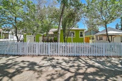 Calistoga Single Family Home For Sale: 1504 Lake Street