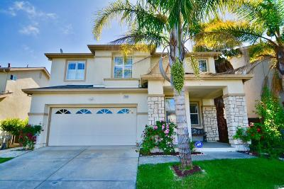 American Canyon Single Family Home For Sale: 704 Westpark