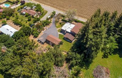 Fairfield Single Family Home For Sale: 2379 Morrison Lane