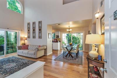 Santa Rosa Single Family Home For Sale: 3331 Yulupa Avenue