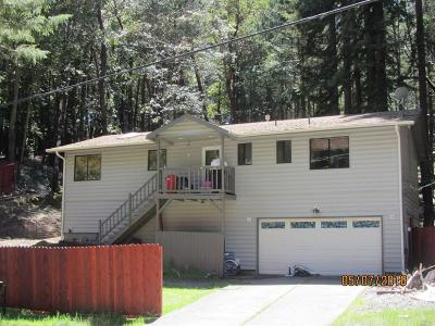 Willits Single Family Home For Sale
