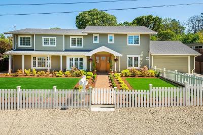 Novato Single Family Home For Sale: 713 Alice Street