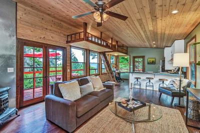 Mendocino County Single Family Home For Sale: 16700 Deer Meadows Road