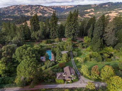 Mendocino County Farm & Ranch For Sale