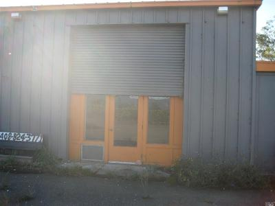Sonoma County Commercial For Sale: 1901 Fremont Drive