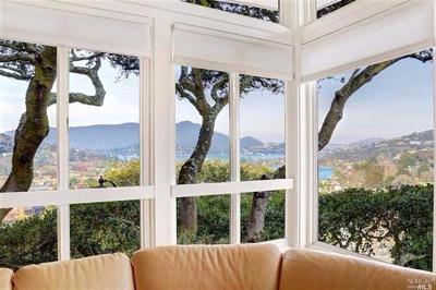 Tiburon Single Family Home For Sale: 10 Alcatraz Avenue
