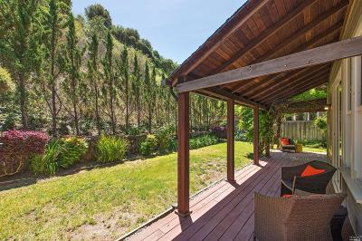 Corte Madera Single Family Home For Sale: 32 Madera Del Presidio Drive