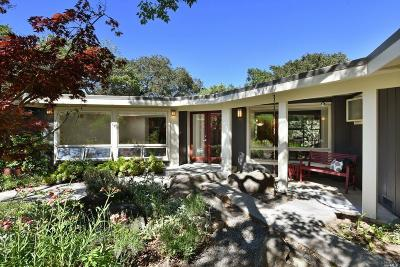Santa Rosa Single Family Home Contingent-Show: 2314 Sunrise Avenue