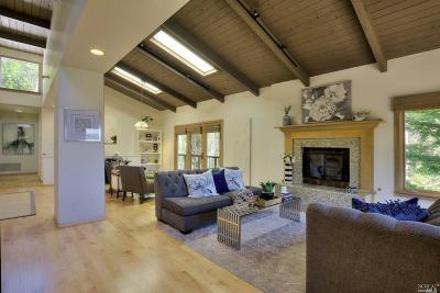 Mill Valley Single Family Home Contingent-Show: 1010 Trillium Lane
